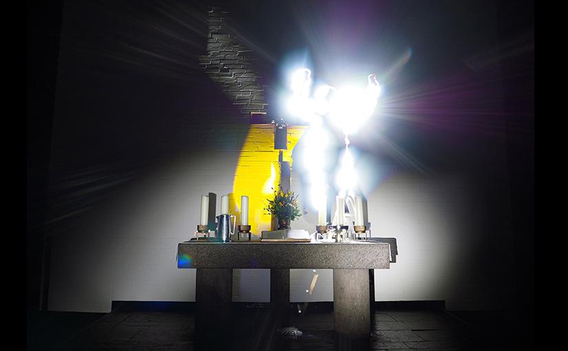 Lightpainting zu Ostern