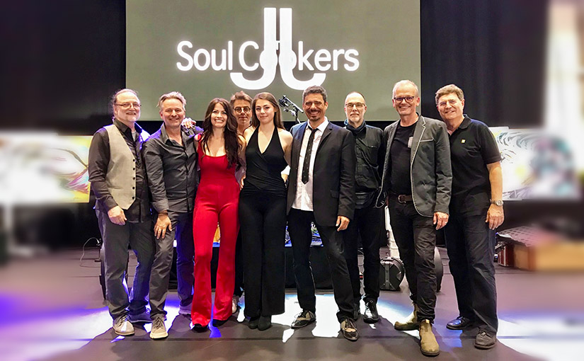 JJ & The Soul Cookers