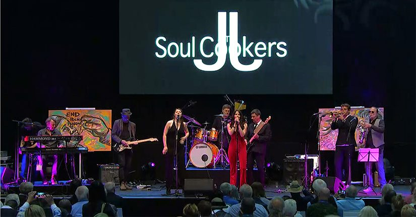 JJ+TheSoulCookers@Rotary