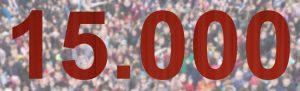 15000 Schüler