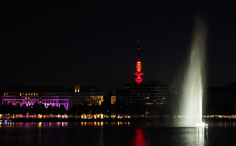 Fernsehturm Night Of Light