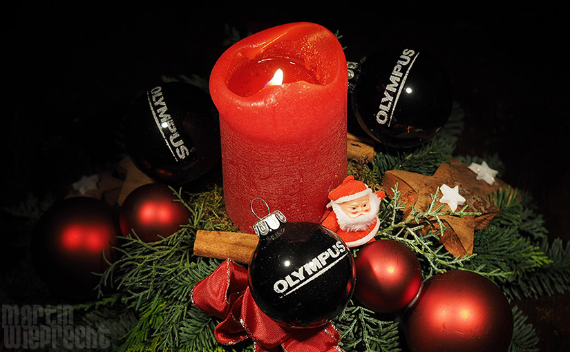 Advent mit Olympus